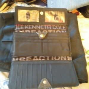 Kenneth Cole Reaction Bags - Kenneth Cole Wallet